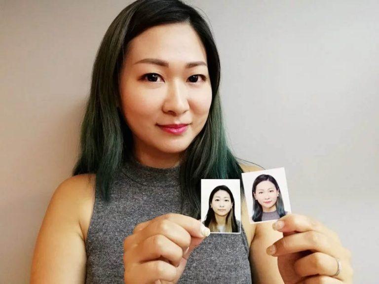 韓式證件相-MUA