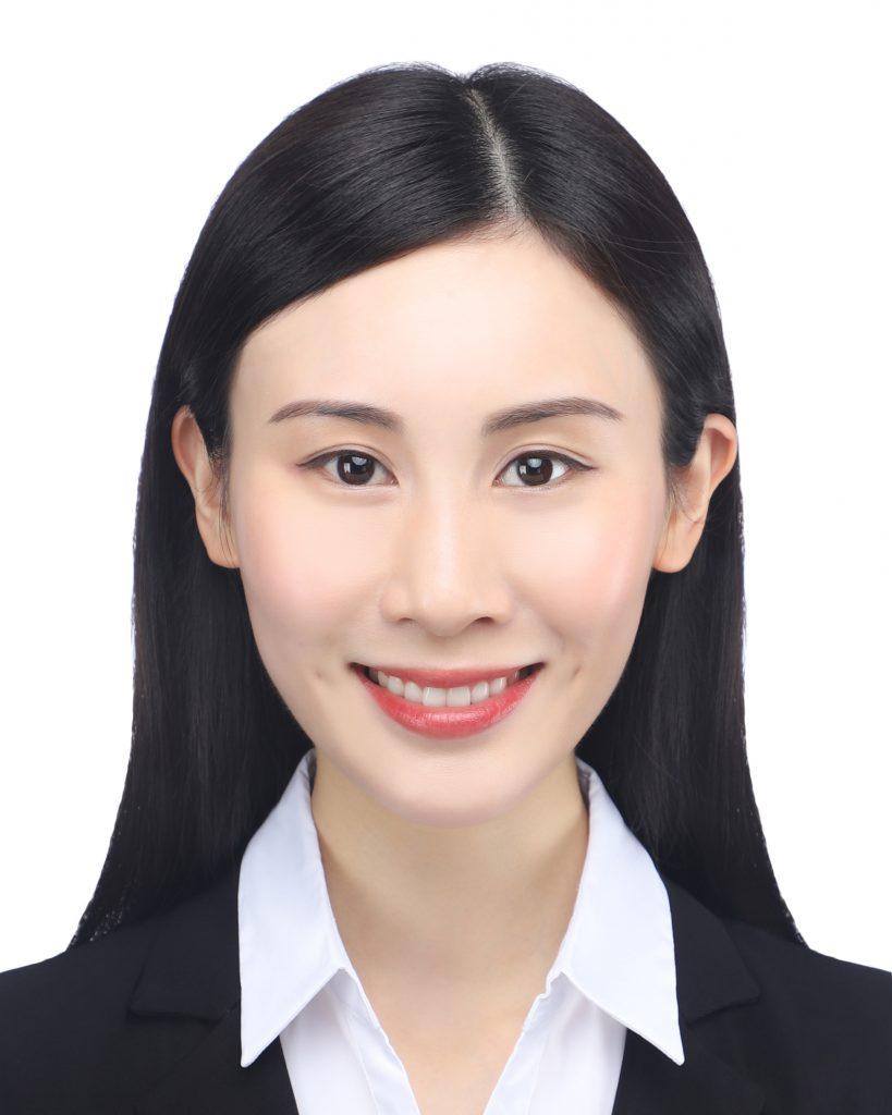 香港護照相的樣本