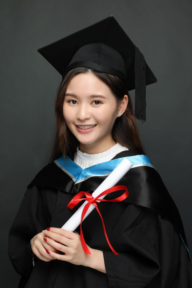 畢業相-畢業照-graduation-student