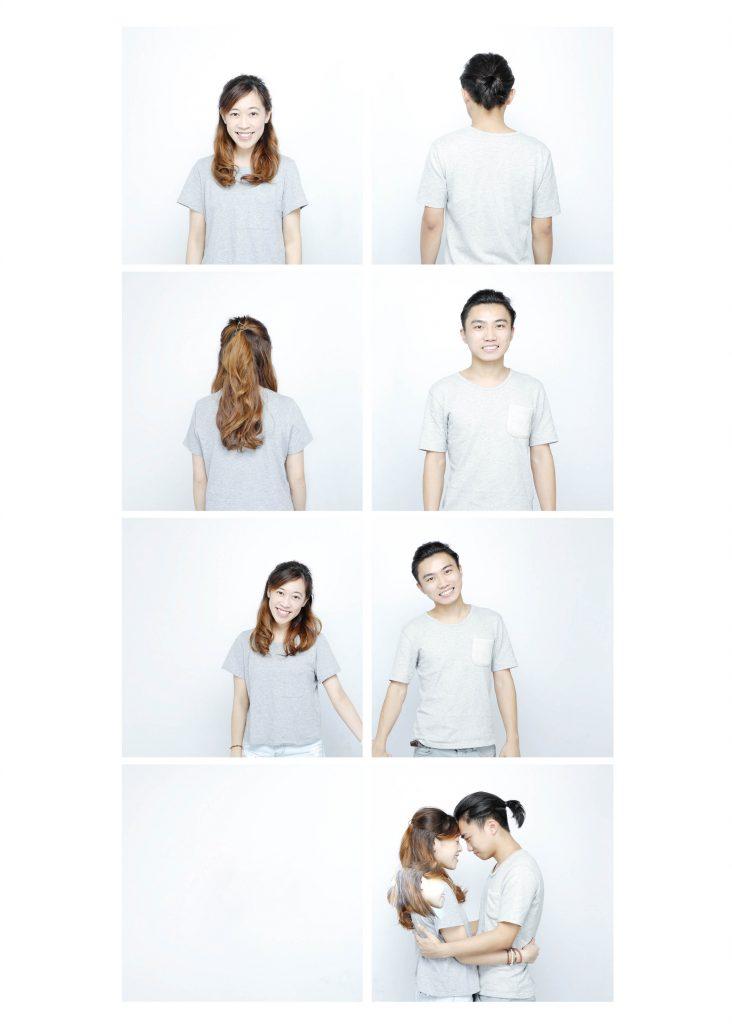情侶相 | 愛情故事盒子