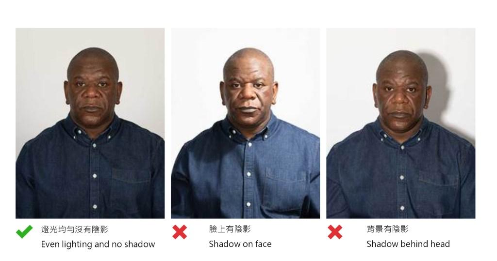 BNO photo light requirement